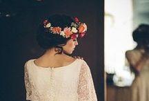 Hair at a wedding / Frisyrer