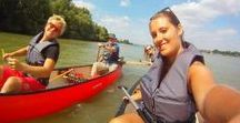 Tours in Hungary and Budapest / Canoe tours and holidays in Hungary. www.budapescanoe.com