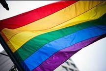 Lesbian, Gay, Transgender, Queer. / by Lauren Vachon