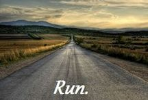 Running and Other Outdoorsy Pursuits. Also Nature! / by Lauren Vachon