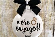 """Pre-Wedding: Engagement Party Ideas / Engaged? Get some ideas for your engagement party here. If you need an engagement party favor, our """"He Popped The Question"""" popcorn is a good idea: http://www.abrideonabudget.com/2016/03/he-popped-question-engagement-party.html. Check out all our Pinterest boards at http://pinterest.com/abrideonabudget."""