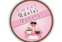 Bakeries & Sweets Stickers