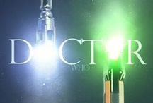 Doctor Who / All of time and space, everywhere and anywhere, every star that ever was. Where do you want to start?