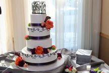 Exquisite Wedding Cakes / Is anyone else craving a big piece of cake now?