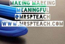 Assessment, Marking & Feedback