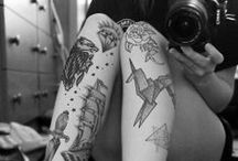 Ink / INK THAT INSPIRES / by Caitlin Eva-Marie