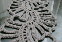 Stitches: Fractals,Bruges and Irish  / by Anne Grant