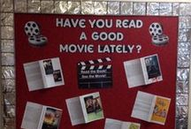 Themed Classroom / A Movie/Black&White theme