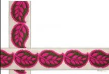 Lacxo  Plain Embroidery Lace