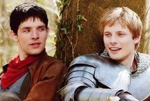 Merlin BBC / The story we have been a part of will live long in the minds of men.