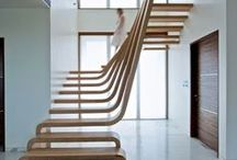 Stunning Staircases / by Homes And Hues