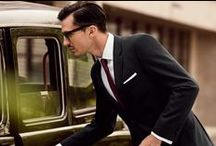 Men: Suit-up