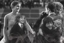 Harry Potter / Happiness can be found even in the darkest of times, if one only remembers to turn on the light.