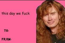 HeavyRock Valentine Day Cards