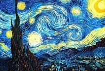 Vincent van Gogh / Vincent van Gogh / by Fred Sutton
