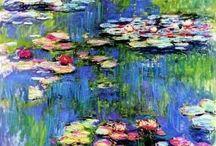 Claude Monet / Claude Monet / by Fred Sutton