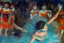 Edgas Degas / Degas / by Fred Sutton