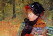 Mary Cassatt / Mary Cassatt