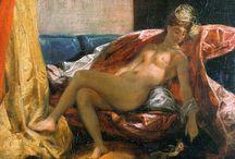 Eugene Delacroix / Delacroix