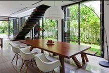 Delightful Dining Rooms / by Homes And Hues