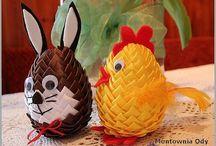 Wielkanoc. Easter. / by Edyta Chwiejczak