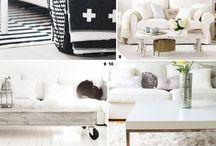 Living room / Design