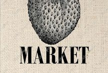Market stalls / Ideas