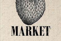 Market stalls / Ideas