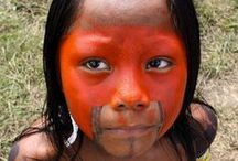 Etnias / Povos nações cultura