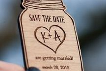 Themes: Rustic Wedding Ideas / There's something so lovely about a rustic wedding. Plan yours with help from these pins. And start your invitation search with our 10 Rustic Wedding Invitation Ideas: http://www.abrideonabudget.com/2015/07/10-rustic-wedding-invitation-ideas.html. Check out all our Pinterest boards at http://pinterest.com/abrideonabudget.