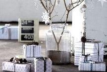 WEIHNACHTEN & SILVESTER / Ideen & Produkte für X-MAS & NYE. Von Möbel über Geschenkideen, Kekse bis zu Teppiche.