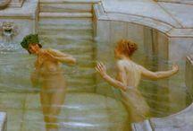 L Alma-Tadema