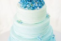 Colors: Blue Wedding Ideas / Is blue your wedding color? Get some blue wedding ideas here. and at our Blue Wedding Inspiration Board: http://www.abrideonabudget.com/2015/02/blue-wedding-inspiration-board.html. Check out all our Pinterest boards at http://pinterest.com/abrideonabudget.
