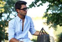 Men: Summer style