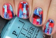 Fun for All Nails: Fourth of July