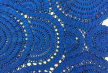Ida Maria / Tops cropped, blusas, coletes, biquinis, camisetas, blusinhas em crochê, tricot