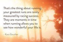Running / Running Inspiration