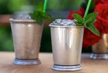 A Bourbon Love Affair / Bourbon...it's a Southern thing.