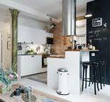 SOUTERRAIN WOHNUNGEN / Souterrain-Wohnungen erfreuen sich an immer größer werdender Beliebtheit. Ausgebaute Keller oder ehemalige Garagen werden zu gemütlichen Räumen umfunktioniert.