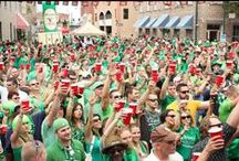 St. Patty's Day in the South / Celebrating St. Patrick's Day in the South is worth a vacation all its own!