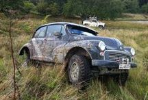 Minor Rover / Minor Rover V8 4x4