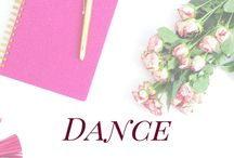 Dance / As a dancer I had to blog about dance as well- The Mindful Rise- dance tips, dance and social media tips, photoshoots, you name it!