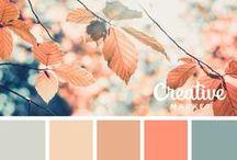 Color! / Beautiful Colors, Color Combinations