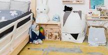 SKANDI FÜR KINDER / Hier findet Ihr Inspirationen für ein gemütliches Kinderzimmer im Skandi Look.