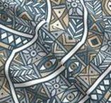 Patterns / Seamless Patterns, Textures