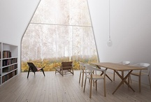 Studio Office Inspiration / Office space or studio space we need inspiring places to work in that are filled with light