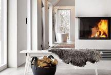 Modern living / Grey - Natural - Oak - White - Soft - Cosy