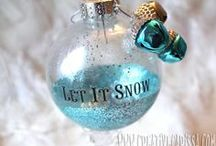 christmas ornaments / by cheri newell