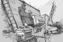 Architecture & Props
