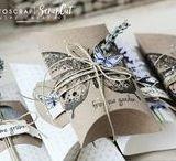 mes boites, sachets, paquets cadeaux, calendriers de l'avent, home dėcos....